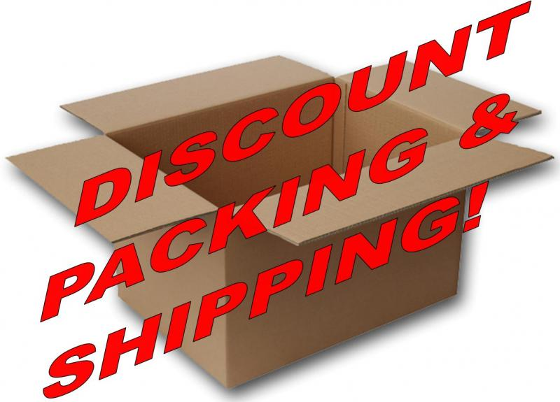Pack & Ship Here!